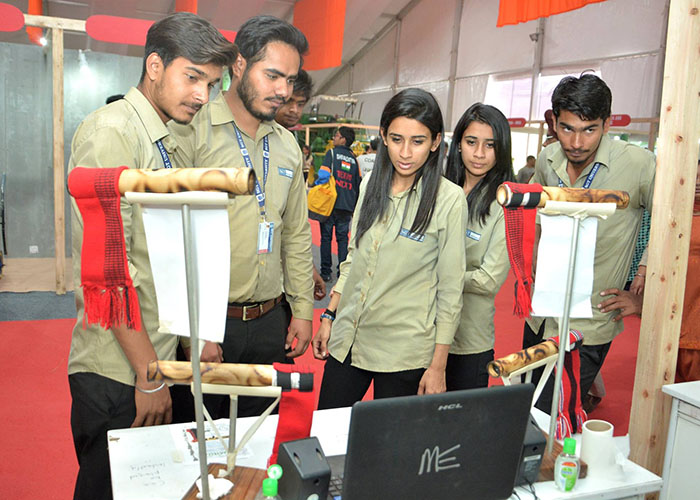 "Educational Visit to ""Festival of Innovation"""