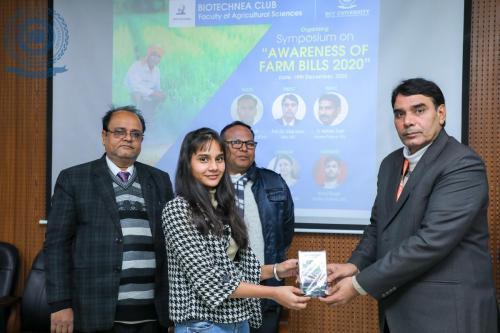 A Symposium on Awareness of Farm Bills 2020