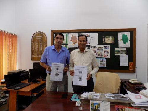 ICAR - IISWC, Chandigarh inks MoU with SGT University, Gurugram, Haryana